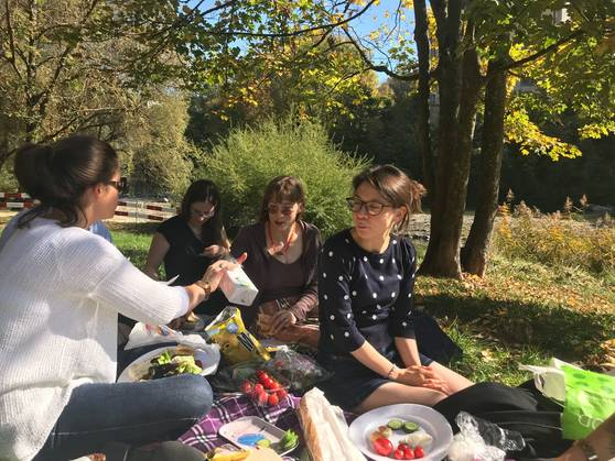 Oct 13 14 picknick